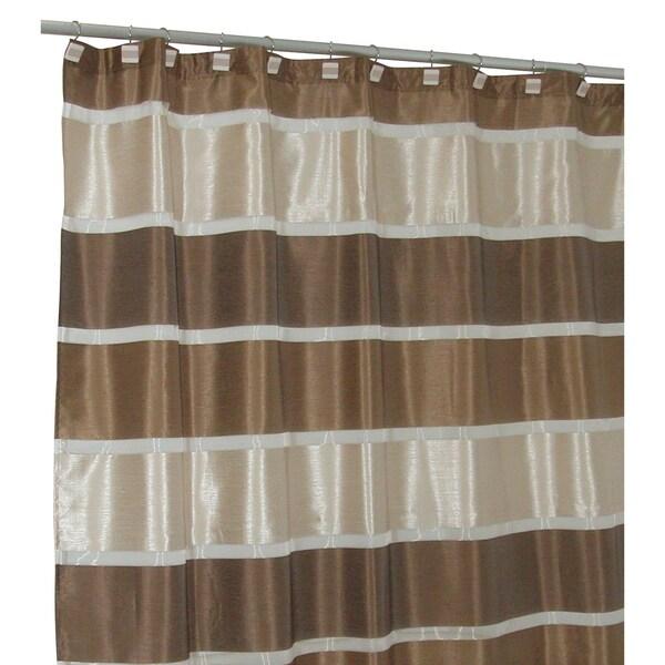 Congo Beige Shower Curtain