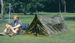 Texsport Camouflauge Two-Person Trail Tent - Thumbnail 1