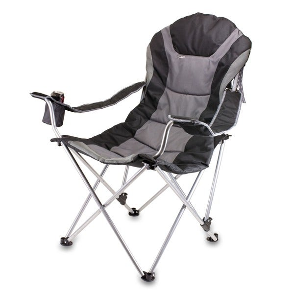 picnic time reclining camp chair - free shipping today - overstock