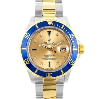 Pre-Owned Rolex Men's Watches