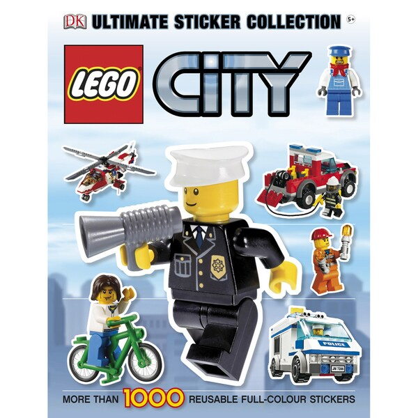 Lego City (Paperback)