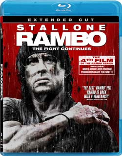 Rambo (Extended Cut) (Blu-ray Disc)