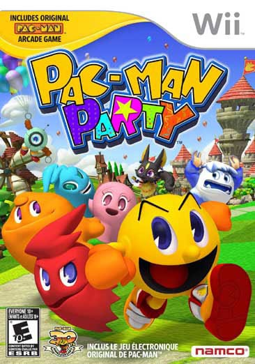 Wii - Pac-Man Party