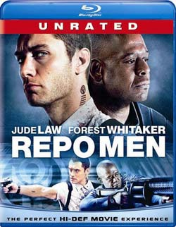 Repo Men - Unrated (Blu-ray Disc)