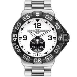 Thumbnail 1, Tag Heuer Men's WAH1011.BA0854 'Formula 1 Grande' Stainless Steel Watch.