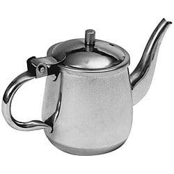 Johnson-Rose 10-oz Stainless Steel Gooseneck Teapot