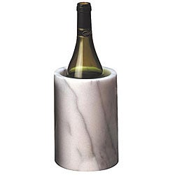 American Metalcraft White Marble Wine Cooler|https://ak1.ostkcdn.com/images/products/4875073/American-Metalcraft-White-Marble-Wine-Cooler-P12757066.jpg?_ostk_perf_=percv&impolicy=medium