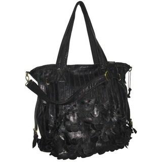 Amerileather Brook Leather Tote Bag