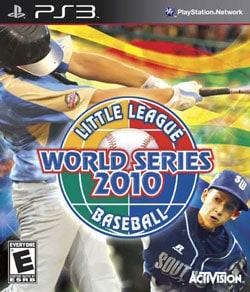 PS3 - Little League World Series Baseball 2010