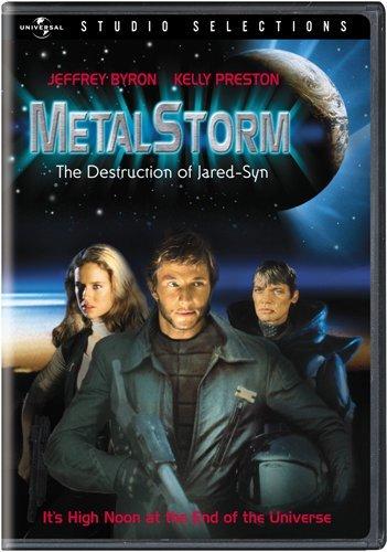 Metalstorm: The Destruction Of Jared-Syn (DVD)
