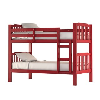 Simone Twin and Twin Bunk Beds by iNSPIRE Q Junior