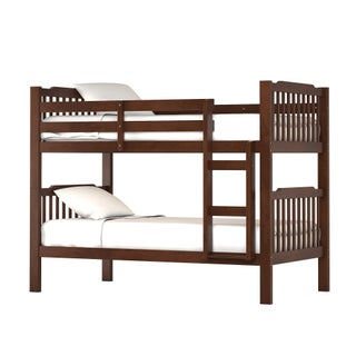 Simone Twin and Twin Bunk Beds by iNSPIRE Q Junior (More options available)