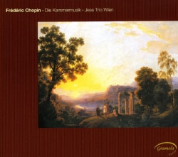 F. CHOPIN - COMPLETE CHAMBER MUSIC