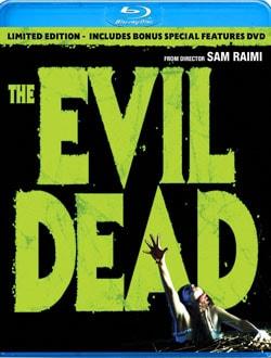 Evil Dead (Blu-ray Disc)