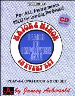 Various - Major & Minor - Learn To Improvise Jazz