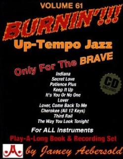 Various - Burnin' Up: Tempo Jazz Standards