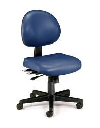 OFM 24-Hour Antimicrobial Vinyl Task Chair (5 options available)