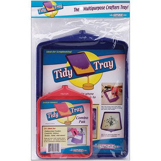Tidy Tray Small/ Large Combo (Pack of 2)