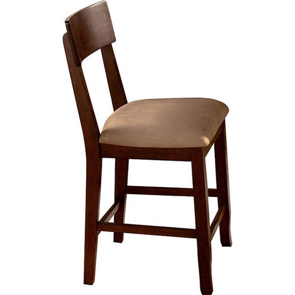 Shop Furniture Of America Camden Dark Walnut Dining Chairs Set Of 2 Free Shipping Today Overstock 4892297