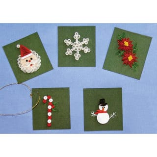 Lake City Craft Christmas Cards & Tags Quilling Kit|https://ak1.ostkcdn.com/images/products/4892413/P12785772.jpg?impolicy=medium