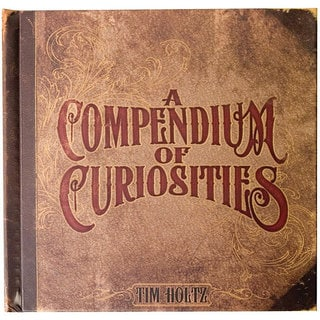 Tim Holtz Idea-ology 'A Compendium of Curiosities' Idea Book