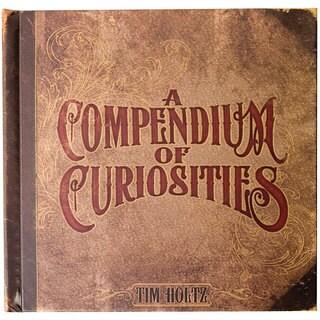 Tim Holtz Idea-ology 'A Compendium of Curiosities' Idea Book