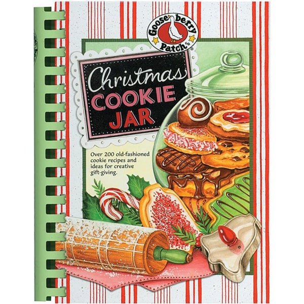 Christmas Cookie Jar Cookbook