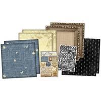 In Loving Memory Scrapbook Page Kit