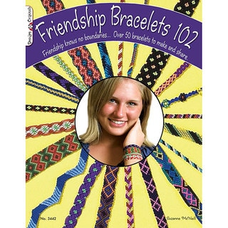 Design Originals Friendship Bracelets 102 Instructional Book