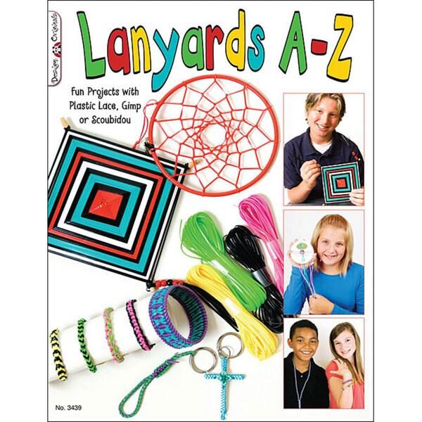 Design Originals 'Lanyards A-Z' Craft Book