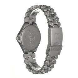 Tissot Women's T65718831 T-Classic PR50 Titanium Digital Grey Dial Watch - Thumbnail 1