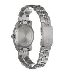 Tissot Women's T34718732 T-Classic PR50 Titanium Digital Silver Dial Watch