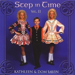 KATHLEEN & DOM LAVIN - STEP IN TIME