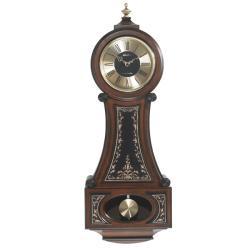 Shop Seth Thomas Strathmoor Maple Wood Chime Pendulum
