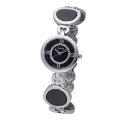 Haurex Italy Women's 'My Life' Black Ceramic Watch