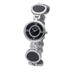 Haurex Italy Women's 'My Life' Black Ceramic Watch
