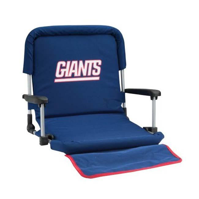New York Giants Deluxe Stadium Seat