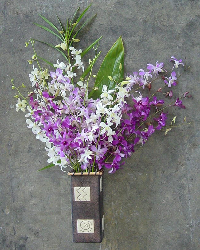 Hawaii Orchids and Big Island Cookie Gift Pack