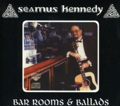 SEAMUS KENNEDY - BAR ROOMS & BALLADS