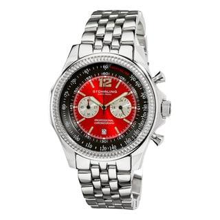 Stuhrling Original Men's Targa 24 Pro Chronograph Watch