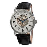 Stuhrling Original Men's 'Romeo' Buckle-Closure Automatic Watch