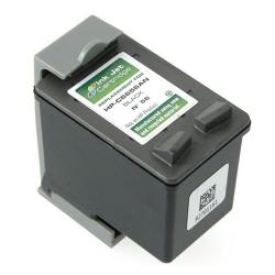 Insten Black Remanufactured Ink Cartridge Replacement for HP C6656A/ 56 - Thumbnail 0