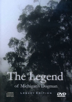 STEVE COOK - LEGEND OF MICHIGAN'S DOGMAN