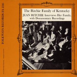 Ritchie Family - The Ritchie Family of Kentucky