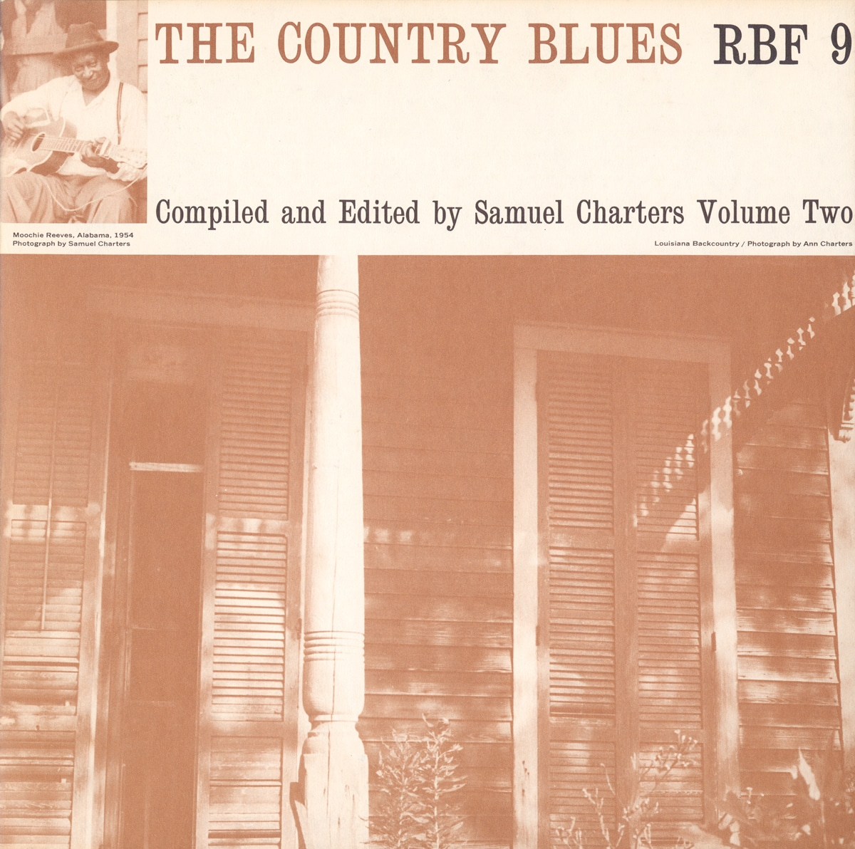 Various The Country Blues Volume 2