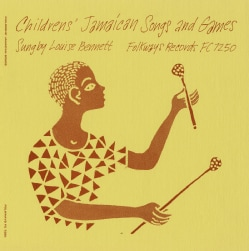 Louise Bennett - Children's Jamaican Songs and Games