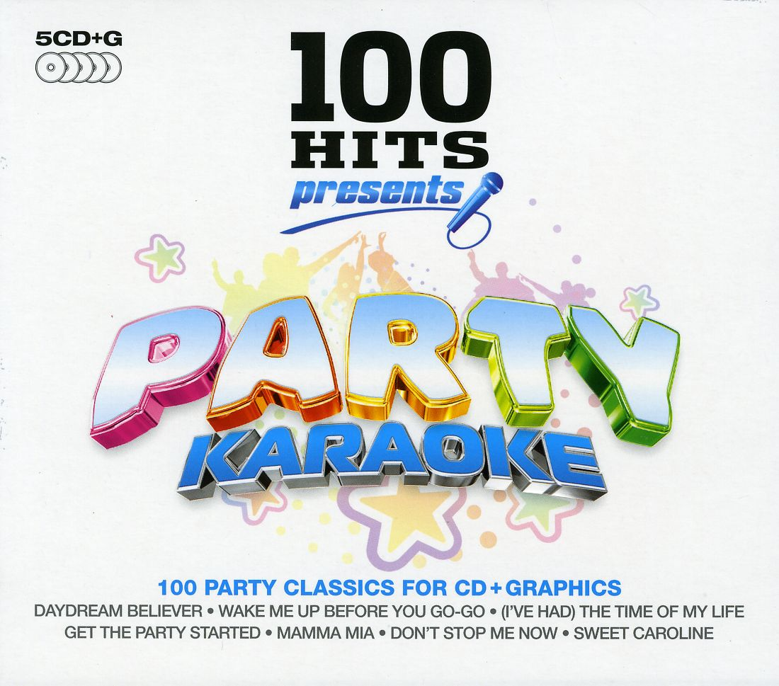 Various - 100 Hits: Karaoke Party