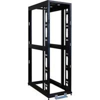 Tripp Lite 42U Open Frame Rack Enclosure Server Cabinet 3000lb Capaci
