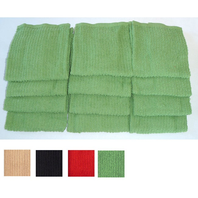 Bar Mop Kitchen Towels (Set Of 12) - Free Shipping On Orders Over