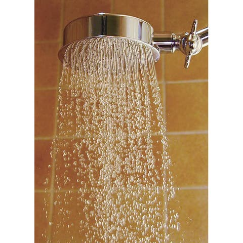 Rainfall Chrome 3.5-inch Showerhead